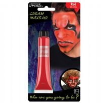 Red Cream 28ml Make Up Tube